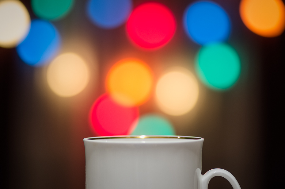 Cup of Holiday Cheer